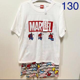 MARVEL - 新品 マーベル スパイダーマン パジャマ 130