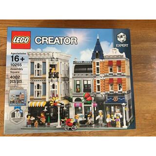 Lego - レゴ 10255 クリエイター にぎやかな街角  新品未開封 レゴ正規品
