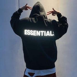 エッセンシャル(Essential)のFOG ESSENTIALS パーカー Parker 男女兼用神の恐れFOG (パーカー)