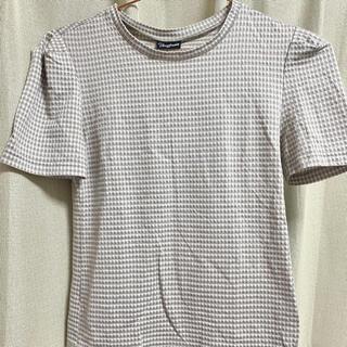 ベリーブレイン(Verybrain)のverybrain ギンガムチェック Tシャツ(Tシャツ(半袖/袖なし))