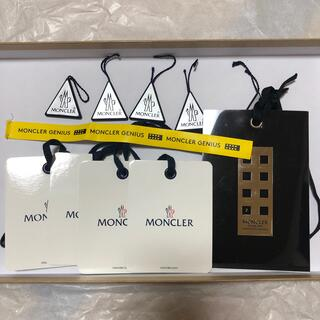 MONCLER - モンクレール タグ フラグメント