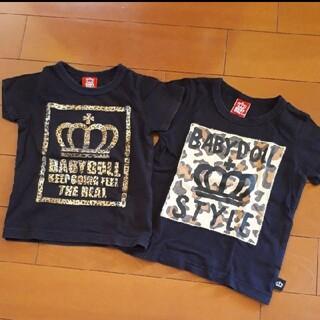 BABYDOLL - BABYDOLL 100cm Tシャツセット
