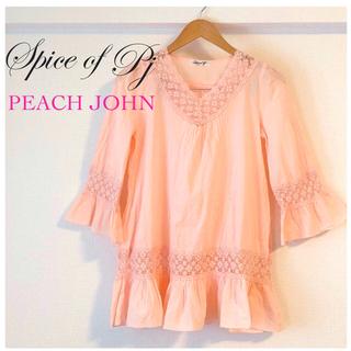 ピーチジョン(PEACH JOHN)の【美品】春夏にぴったり!PEACH JOHN Spice of PJ チュニック(チュニック)