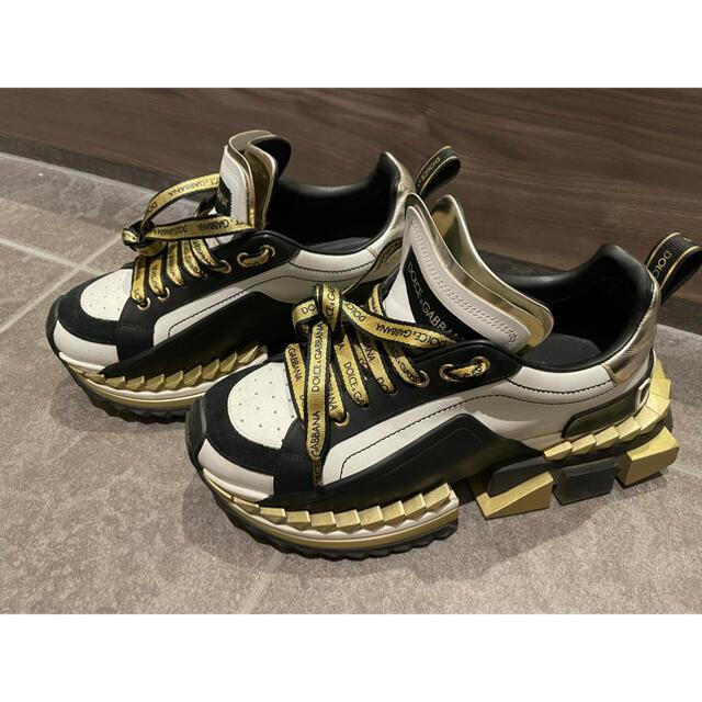 DOLCE&GABBANA(ドルチェアンドガッバーナ)のドルガバ スニーカー メンズの靴/シューズ(スニーカー)の商品写真