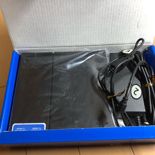 PlayStation VR(プレイステーションヴィーアール)の【中古】PS4ハード PS VR Camera同梱 move2本付きイヤホン欠品 エンタメ/ホビーのゲームソフト/ゲーム機本体(家庭用ゲーム機本体)の商品写真