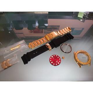 セイコー(SEIKO)のSRPE74K1♪MOD途中に花粉症で嫌になって売ることにした超お買い品(腕時計(アナログ))