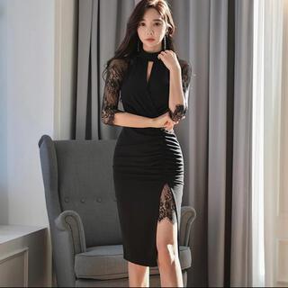 【新】キャバドレス ナイトドレス ドレス ワンピ 韓国