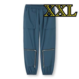 GU - GU undercover ジップジョガーパンツ XXL アンダーカバー
