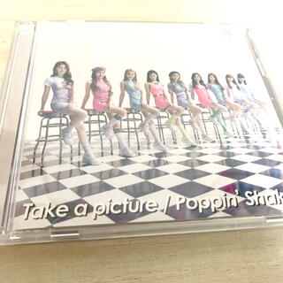 SONY - Take a picture/Poppin' Shakin'(初回生産限定盤A)