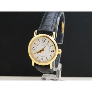 COACH - COACH 腕時計 デイト W005 ラウンドフェイス
