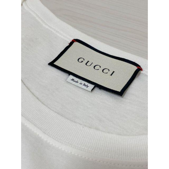 Gucci(グッチ)のGUCCI GUCCIFY YOURSELF Tシャツ メンズのトップス(Tシャツ/カットソー(半袖/袖なし))の商品写真