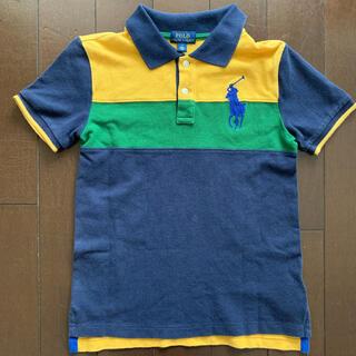 ポロラルフローレン(POLO RALPH LAUREN)のポロラルフローレン ポロシャツ  130 サイズ7(Tシャツ/カットソー)