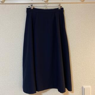 オペークドットクリップ(OPAQUE.CLIP)のオペークドットクリップ フレアスカート(ひざ丈スカート)