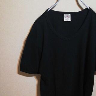AVIREX - アヴィレックス ブラック 半袖 Tシャツ Lサイズ