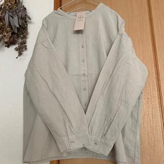 SM2 - sm2⭐️リネン混ハンドカラーシャツ