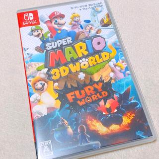 Nintendo Switch - スーパーマリオ3Dワールド+フューリーワールド