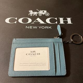COACH - コーチ カードケース 定期入れ  小銭入れ