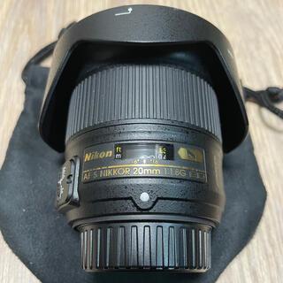 Nikon - Nikon AF-S NIKKOR 20mm f/1.8G ED ニコン