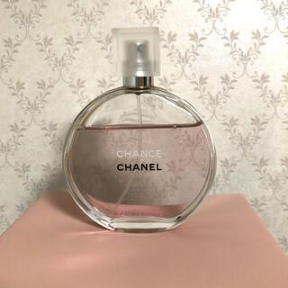 シャネル(CHANEL)のchanel chance オードトワレ オータンドゥル 100ml(香水(女性用))
