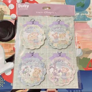 Disney - 新商品 ダッフィー スプリングインブルーム メモセット