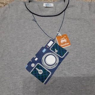 ファミリア(familiar)のファミリア 台湾ライセンス カメラ Tシャツ 110 100 トップス(Tシャツ/カットソー)