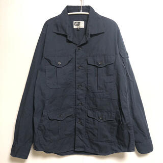Engineered Garments - Engineered Garments ミリタリージャケット S ネイビー