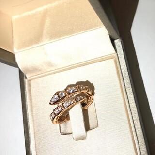 BVLGARI - ブルガリ セルペンティ リング 指輪