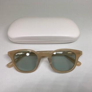 エモダ(EMODA)のEMODA×HARUMI SATO ビンテージサングラス  未使用品(サングラス/メガネ)
