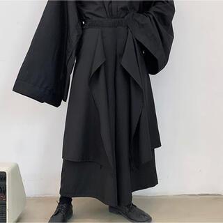 LAD MUSICIAN - 袴パンツ ワイドパンツ ガウチョパンツ