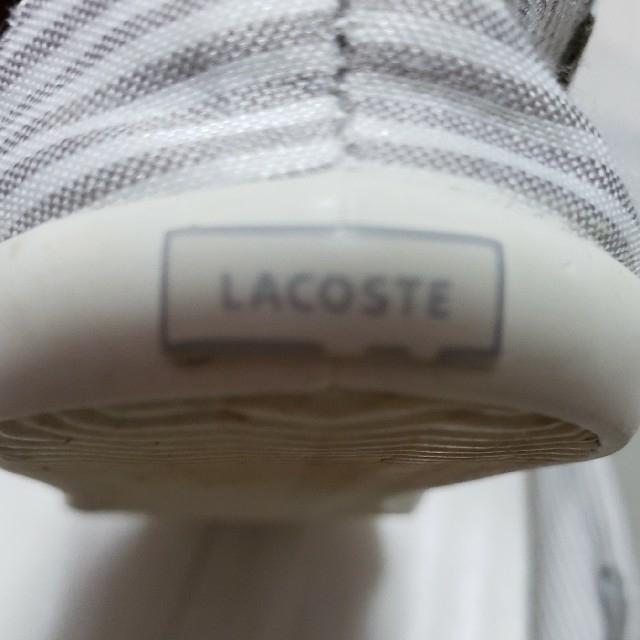 LACOSTE(ラコステ)のラコステ レディースの靴/シューズ(スリッポン/モカシン)の商品写真