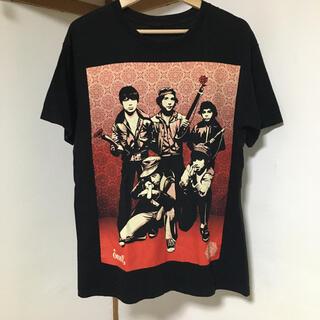 オベイ(OBEY)のOBEY  オベイ プリントTシャツ(Tシャツ/カットソー(半袖/袖なし))