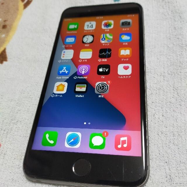 ジャンク部品取りにiphone6Sプラス16GB本体のみ スマホ/家電/カメラのスマートフォン/携帯電話(スマートフォン本体)の商品写真