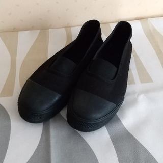 MUJI (無印良品) - 無印良品 ムジラボ スリッポン 靴 S
