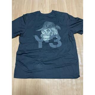 Y-3 - Y-3 スカル Tシャツ