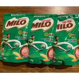 Nestle - ネスレ ミロ オリジナル 700g 3袋セット 送料込