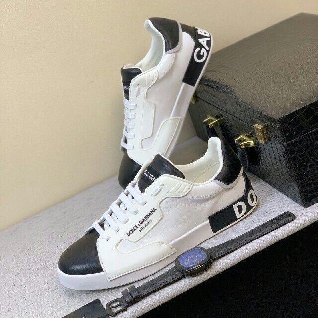 DOLCE&GABBANA(ドルチェアンドガッバーナ)の新季大人気 DOLCE&GABBANA スニーカー 12 メンズの靴/シューズ(スニーカー)の商品写真
