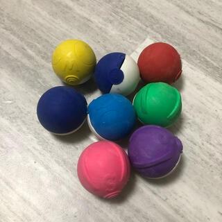 ポケモン - 当時もの ポケモンボール 8個セット