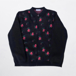 JOHN LAWRENCE SULLIVAN - ttt_msw 20aw flower knit polo