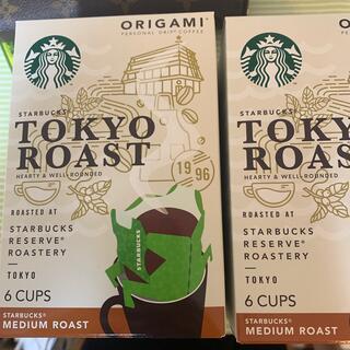 Starbucks Coffee - スターバックスドリップコーヒー TOKYOロースト計12 袋(9g✖️12袋)