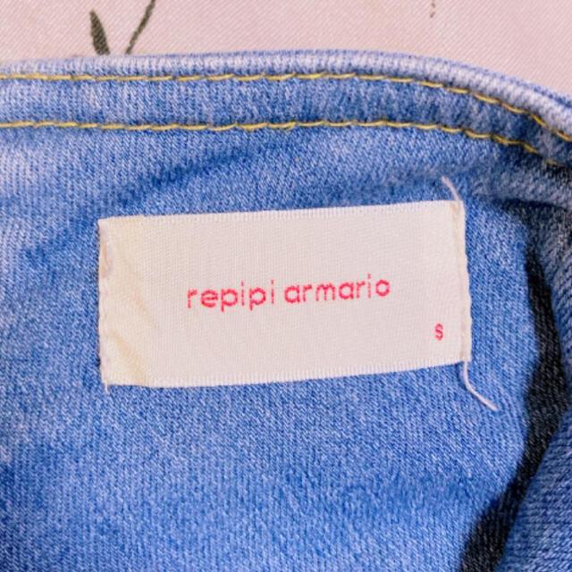 repipi armario(レピピアルマリオ)のレピピアルマリオ⭐️3点⭐️140〜150cm⭐️ビスチェ⭐️ショートパンツ キッズ/ベビー/マタニティのキッズ服女の子用(90cm~)(Tシャツ/カットソー)の商品写真