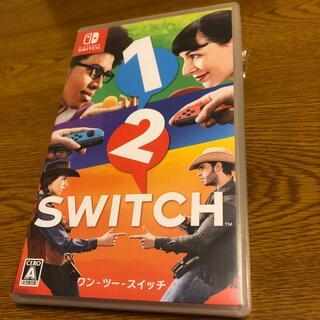 Nintendo Switch - 1-2-Switch(ワンツースイッチ) Switch 中古