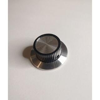 アルミニウムノブ 37mm レトロ メタリック (エフェクター)