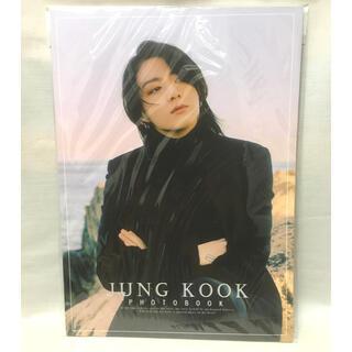 防弾少年団(BTS) - JUNG KOOK PHOTO BOOK A4サイズ 34ページ