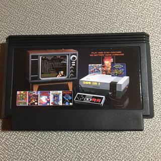 ファミリーコンピュータ(ファミリーコンピュータ)の海外 ファミコン NES 509in1 ギャプラス シルバーサーファー 他 (家庭用ゲームソフト)