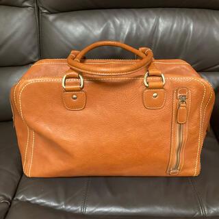土屋鞄製造所 - 土屋鞄製造所 トーンオイルヌメ ボストンバッグ