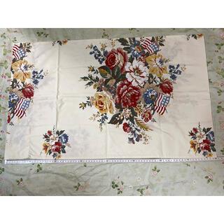 Ralph Lauren - ラルフローレン ピローケース 枕カバー 日本製 綿100% 花柄 中古