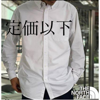 THE NORTH FACE - The North Face Purple Label 白シャツ