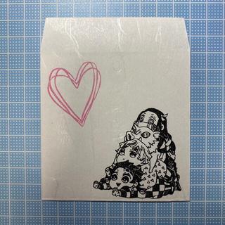 ましかく封筒12枚(カード/レター/ラッピング)