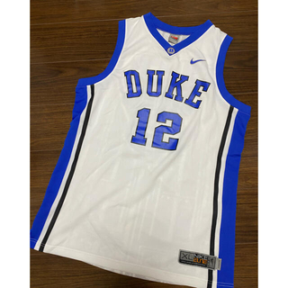 NIKE - NIKE ナイキ バスケットシャツ ユニフォーム DUKE大学 XLサイズ 美品