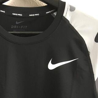 ナイキ(NIKE)のナイキプロ  ドライフィット アンダーシャツ トレーニングシャツ(ウェア)